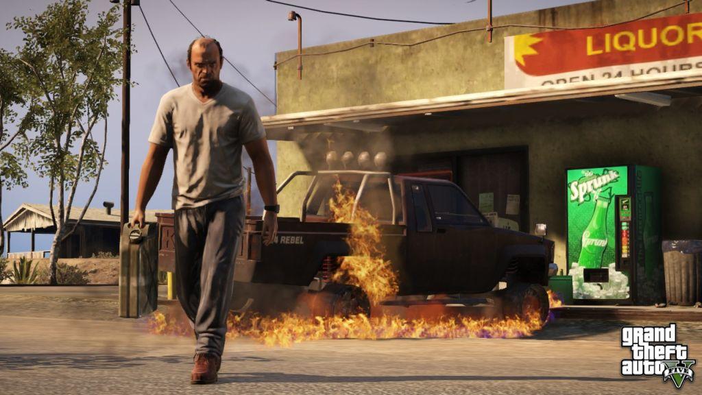 Grand Theft Auto 5 seznamovací webové stránky