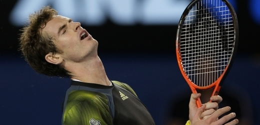 Britský tenista Andy Murray.