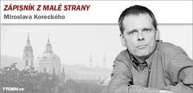 Očima Miroslava Koreckého.