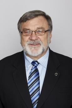 Senátor Jaroslav Doubrava.
