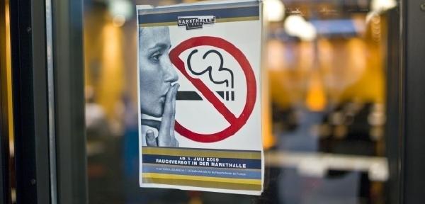 veřejná soutěž v kouření