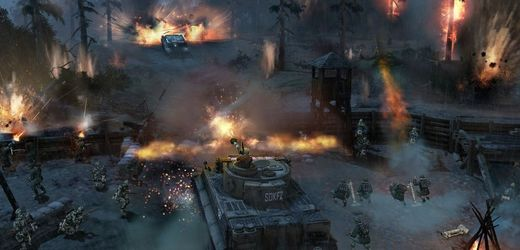 Company of Heroes 2.