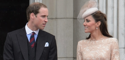 Princ William s Kate.