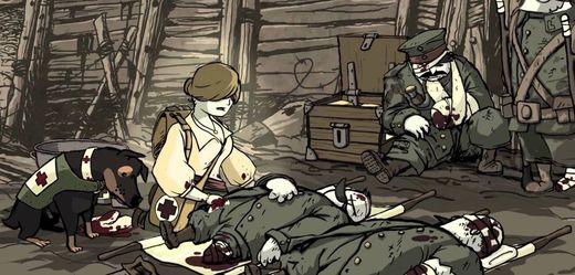 Valiant Hearts: The Great War.