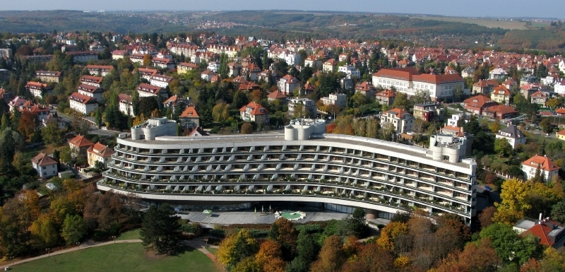 Za n designblok muzeum vystav sti hotelu praha for Design hotel praha