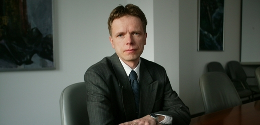 Vizionář Pavel Sobíšek, ekonom UniCredit Bank.