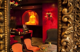Buddha-Bar Hotel Prague.