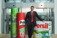 Kasper Rorsted, CEO Henkel.