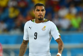 Kevin-Prince Boateng, reprezentant Ghany.