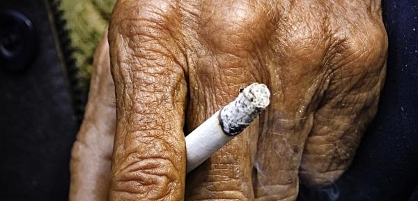 vášnivý euro kouření