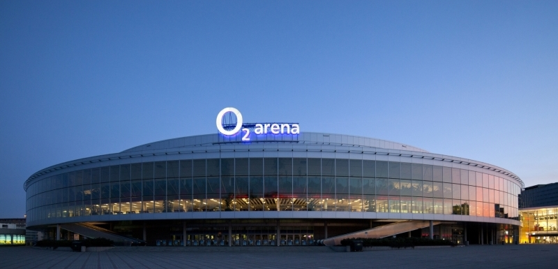 Čeští hokejisté odehrají své zápasy v pražské o2 areně