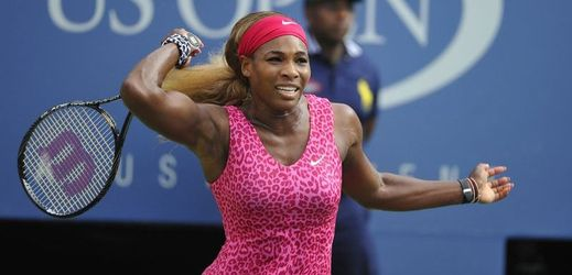 Tenistka Serena Williams.
