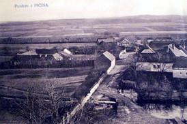 Obec Pičín.