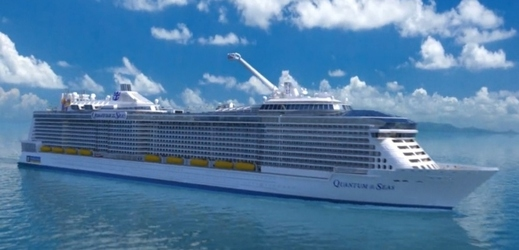 Loď Quantum of the Seas.