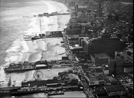 Atlantic City roku 1948.