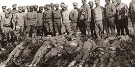 Ruské vojsko na Haliči, podzim 1914. Dobojoval tady Stanislav Albrecht?