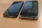 Najdete rozdíl? Falešné iPhony, které fungují jako paralyzéry.
