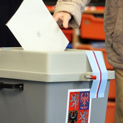 Volby výsledky