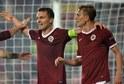 Porazí Sparta bratislavský Slovan?