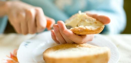 Margarín pomáhá zabránit vysokému cholesterolu.