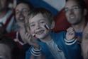 Snímek ze spotu na Mistrovství světa IIHF.