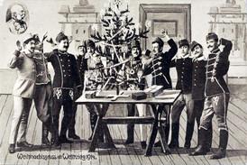 Jaké budou Vánoce na frontě v roce 1914.