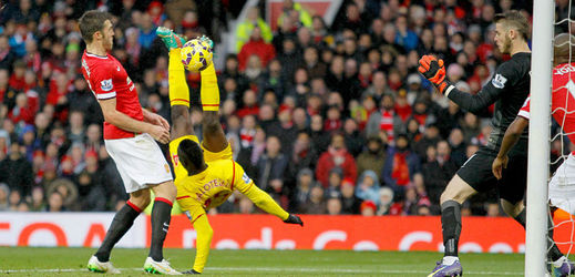 Manchester United zdolal Liverpool 3:0.