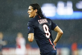 Edinson Cavani je na odchodu z Paris Saint-Germain.