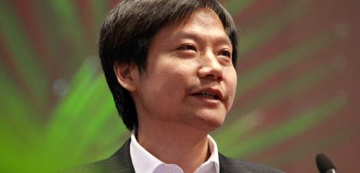 CEO Xiaomi Lei Jun.