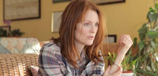 Zlatý glóbus: Julianne Mooreová ve filmu Still Alice.