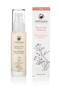 Odylique Timeless Rose Moisturiser.