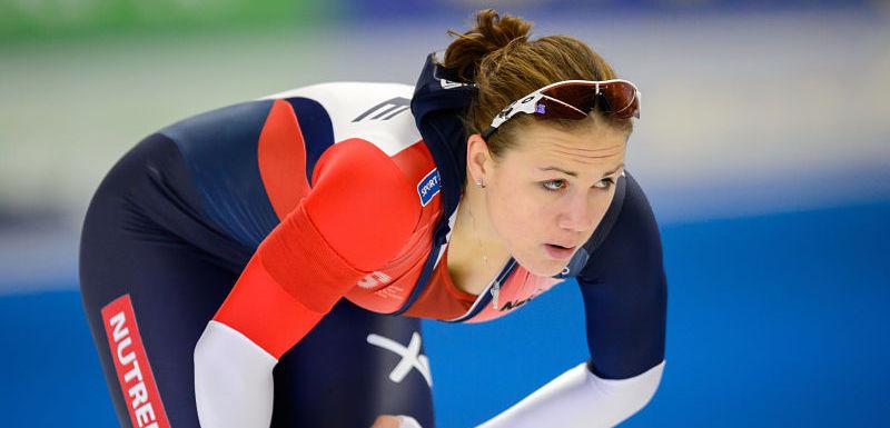 Karolína Erbanová má určitě šanci na medaili