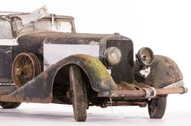 Hispano Suiza z Baillon Collection.