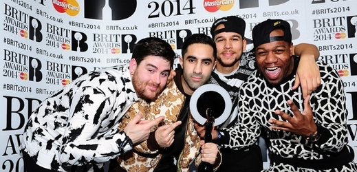 Rudimental na Brit Awards.