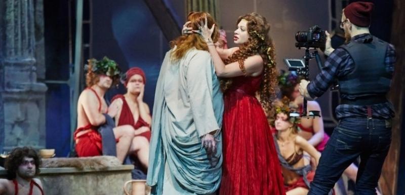 a4641b105 Wagnerova romantická klasika Tannhäuser v podání souboru opery v  Novosibirsku.