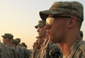 Američtí vojáci v Kuvajtu v kempu Virginia (ilustrační foto).