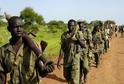 Bojovníci SPLA.  Toto hnutí osvobodilo Jižní Súdán.