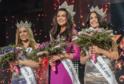 Českou Miss 2015 se stala Nikol Švantnerová z Českých Budějovic (uprostřěd) a vicemiss Andrea Kalousová a Karolína Mališová.