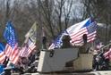 Vojáci se dočkali pozitivního přivítání.
