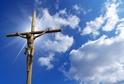 Podle křesťanské víry byl na Velký pátek ukřižován Ježíš Kristus.
