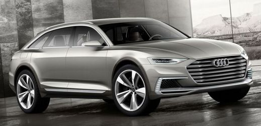 Studie Audi prologue allroad.