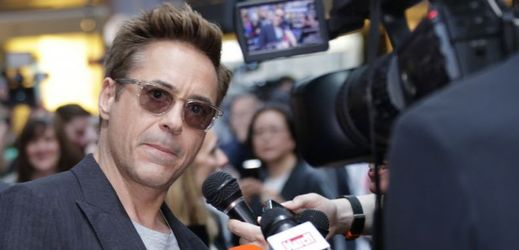 Herec Robert Downey Jr.