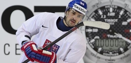 Posila reprezentace Tomáš Plekanec, útočník Montrealu.