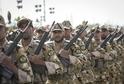 Íránská armáda.