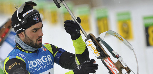 Simon Fourcade.