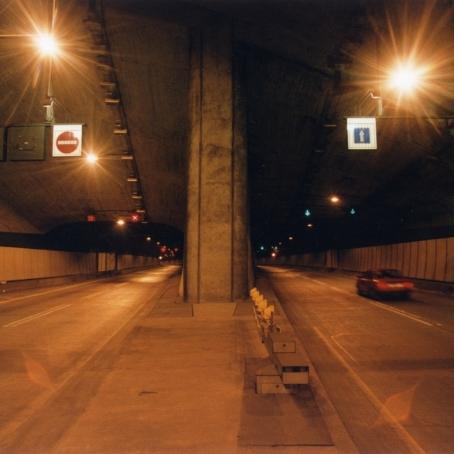 Strahovský tunel historie