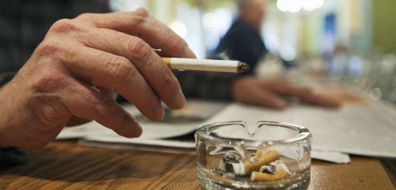 dvě kouření