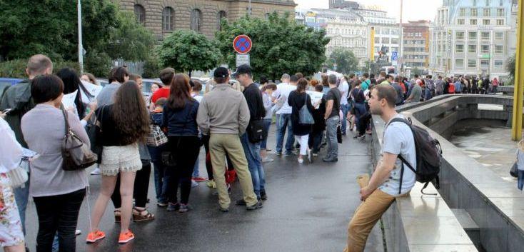056f68f74 Muzejní noc v Praze navštívilo téměř sto padesát tisíc lidí | Týden.cz