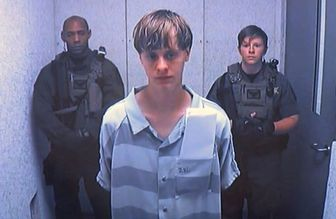 Dylan Roof.