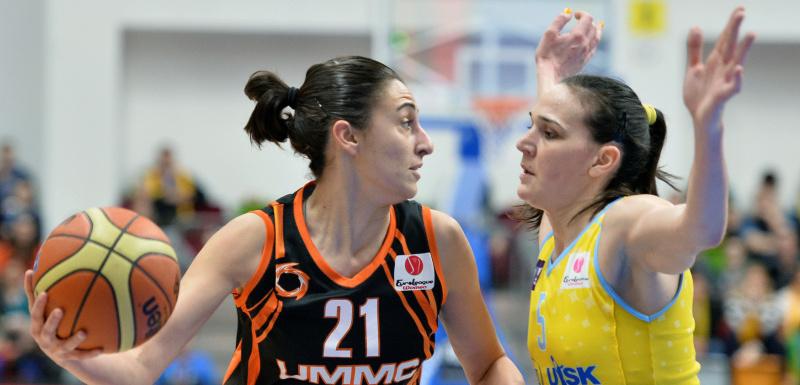 Los Evropské Ligy Twitter: Těžká Obhajoba. Basketbalistky USK čeká Ve Skupině Repríza